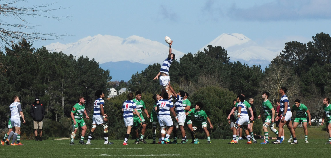 Taupō Hosts National Under 19s Rugby Event