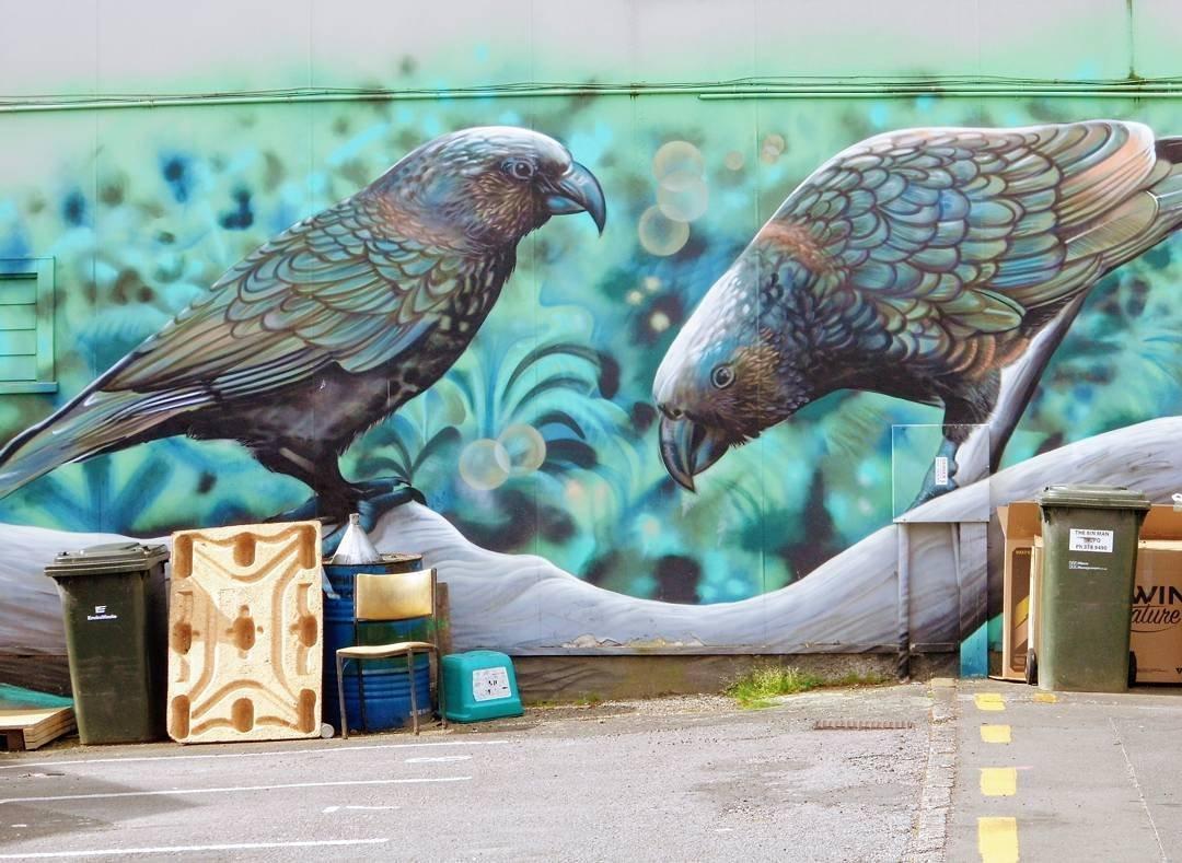 Graffiato Taupō Street Art Festival