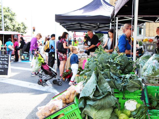 Kinloch Market