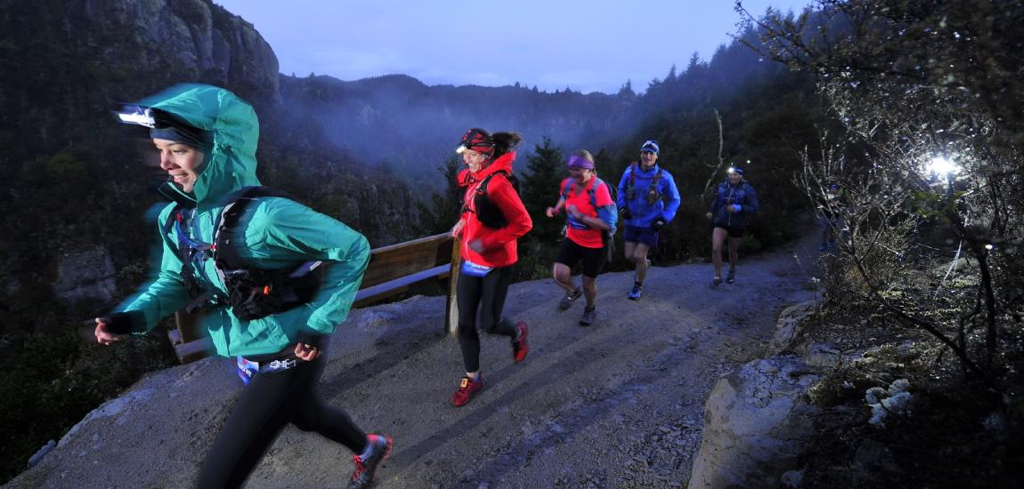 Ultra Marathon Taupo